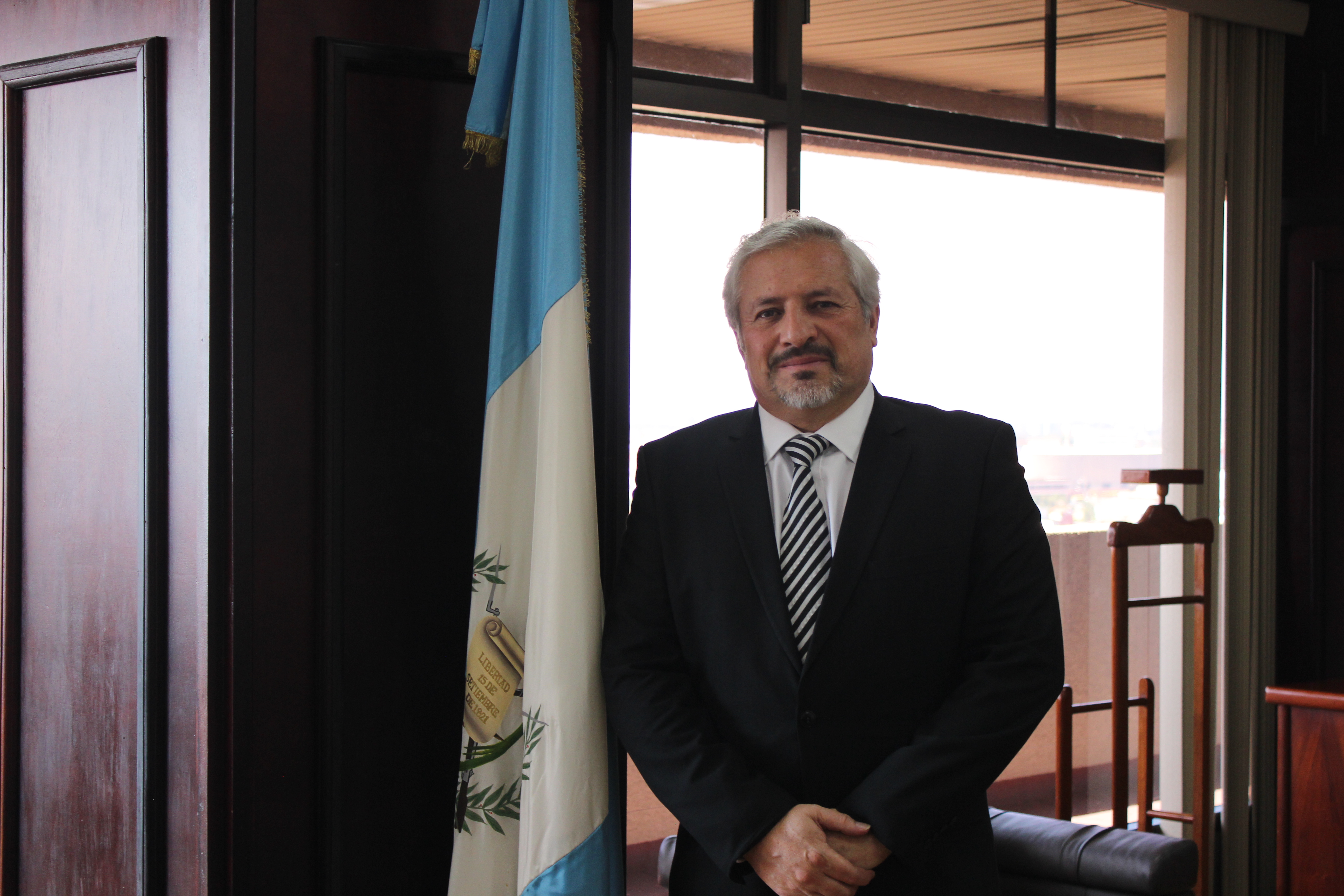 Interview with Dr Lionel Lopez, Vice Minister of Finance, Guatemala