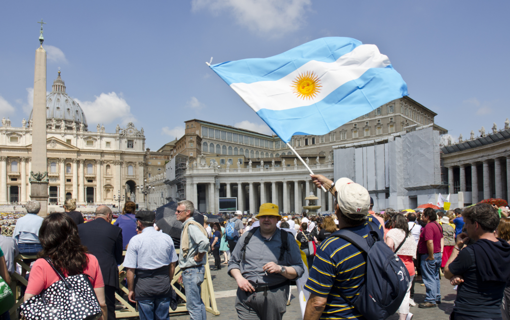 religion argentina The catholic church and the dirty war in argentina by the catholic church and the dirty war in argentina religion and politics is a dangerous mixture that.
