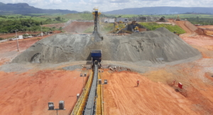 The Antas North copper and gold mine, Carajas, Brazil