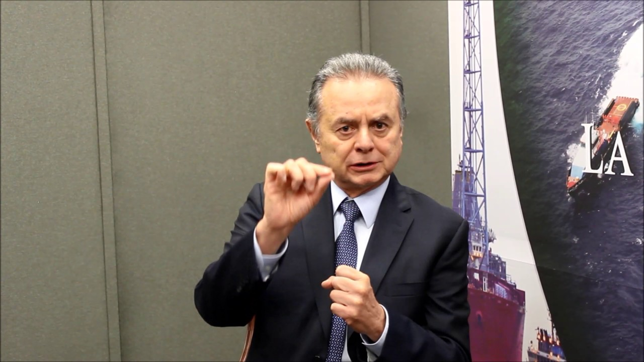 Interview with Mexico's Secretary of Energy, Pedro Joaquín Coldwell