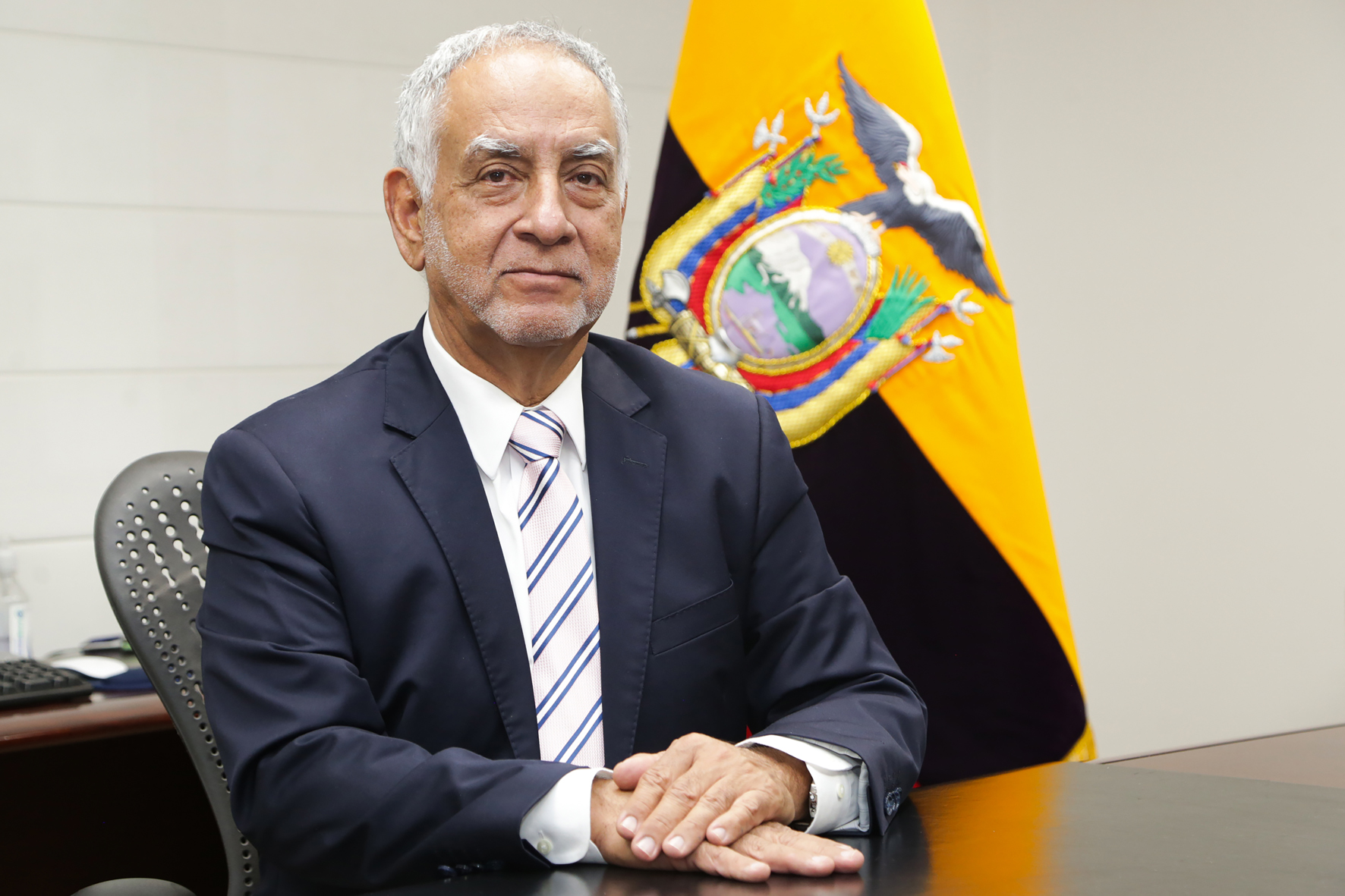 Interview with Carlos Pérez, Ecuador's Minister of Energy and Non-Renewable Resources