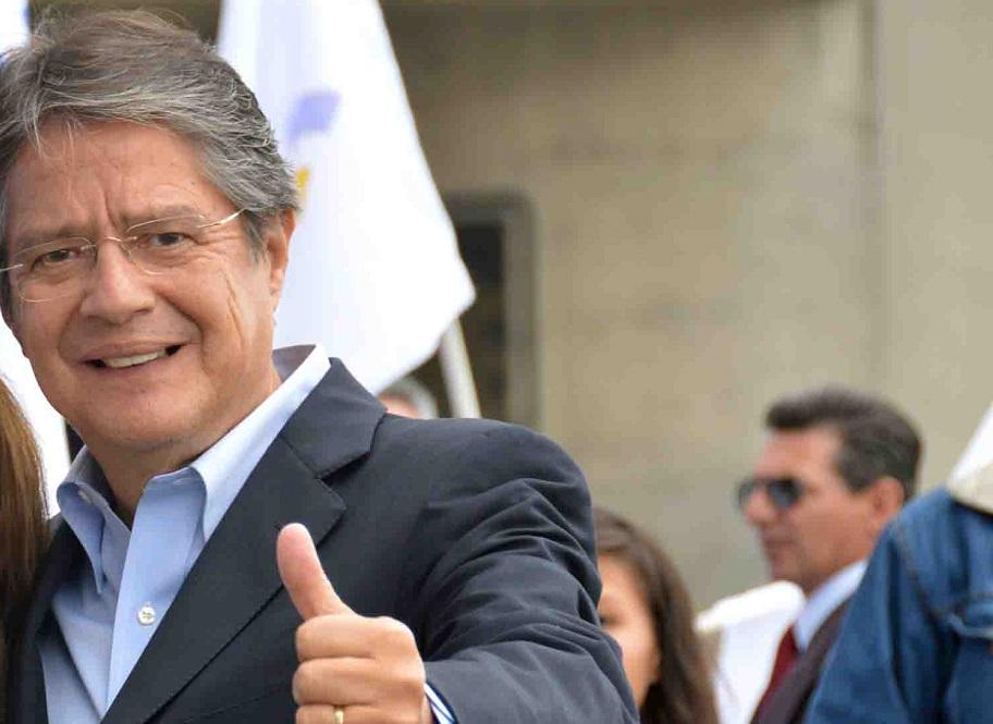 Guillermo Lasso, Ecuador's New President