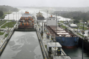 The upgrades to the Panama canal will cement the country's leading position in Central American shipping